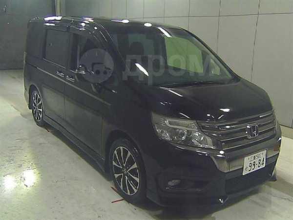 Honda Stepwgn, 2014 год, 1 198 000 руб.