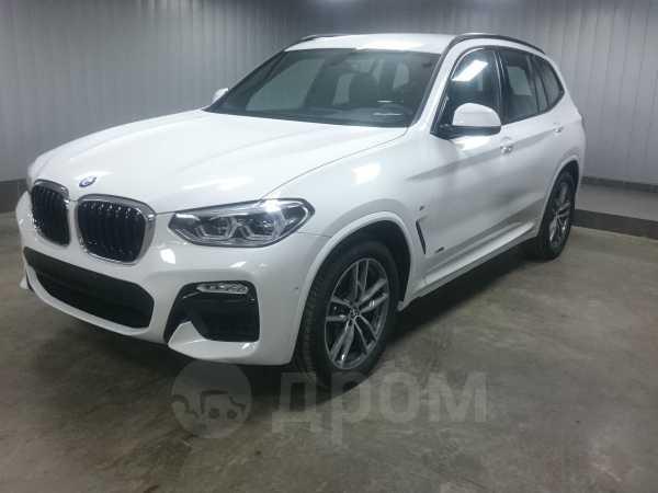 BMW X3, 2019 год, 2 800 000 руб.