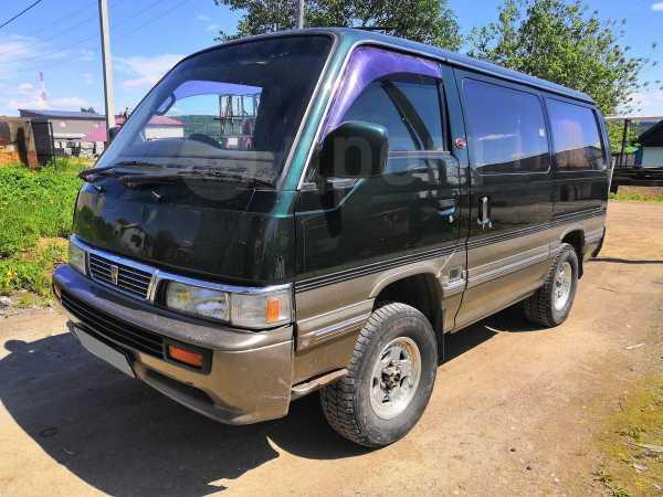 Nissan Caravan, 1997 год, 290 000 руб.