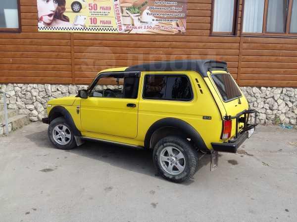 Лада 4x4 Бронто, 2004 год, 277 000 руб.