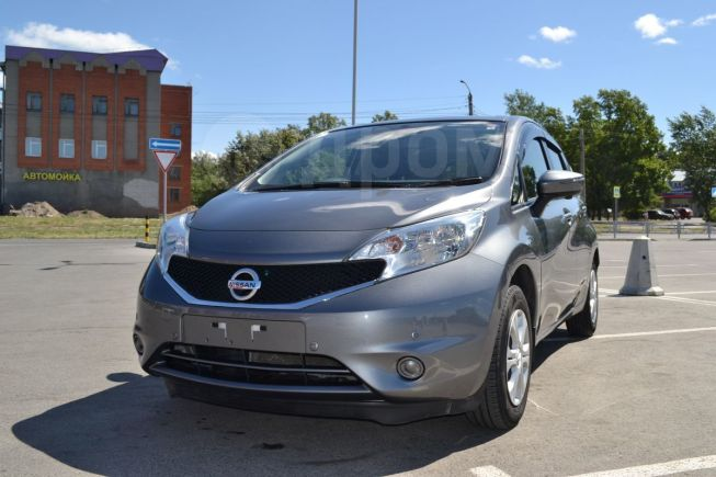 Nissan Note, 2016 год, 610 000 руб.