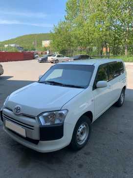 Петропавловск-Камчатский Toyota Probox 2014