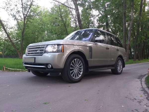 Land Rover Range Rover, 2011 год, 1 099 000 руб.