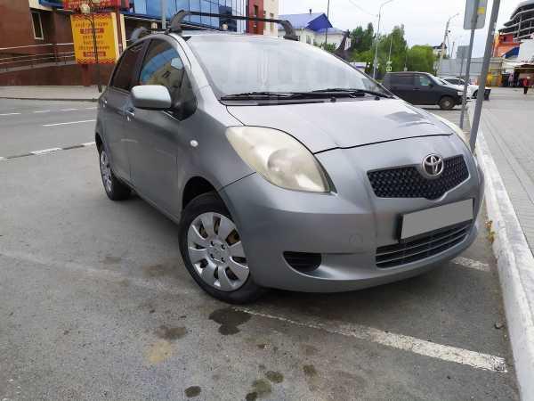 Toyota Yaris, 2006 год, 325 000 руб.