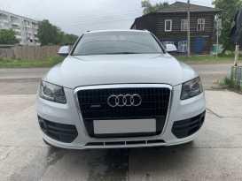 Минусинск Audi Q5 2012