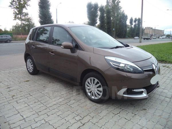 Renault Scenic, 2014 год, 649 000 руб.