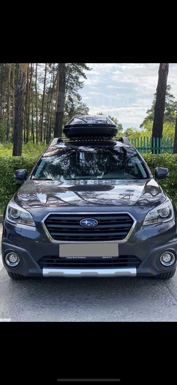 Subaru Outback, 2015 год, 1 750 000 руб.