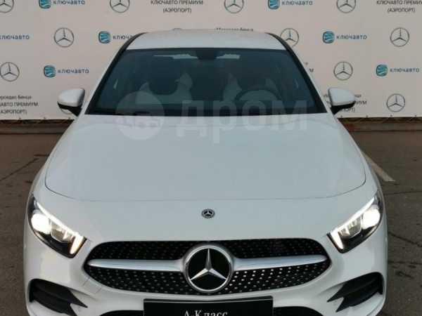 Mercedes-Benz A-Class, 2019 год, 2 245 000 руб.