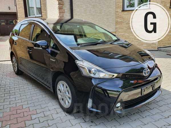 Toyota Prius a, 2015 год, 1 015 000 руб.