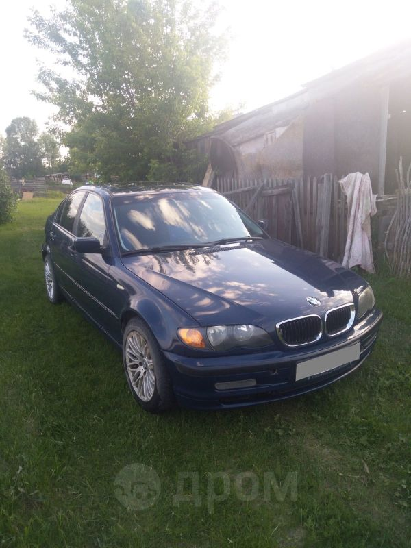 BMW 3-Series, 2000 год, 240 000 руб.