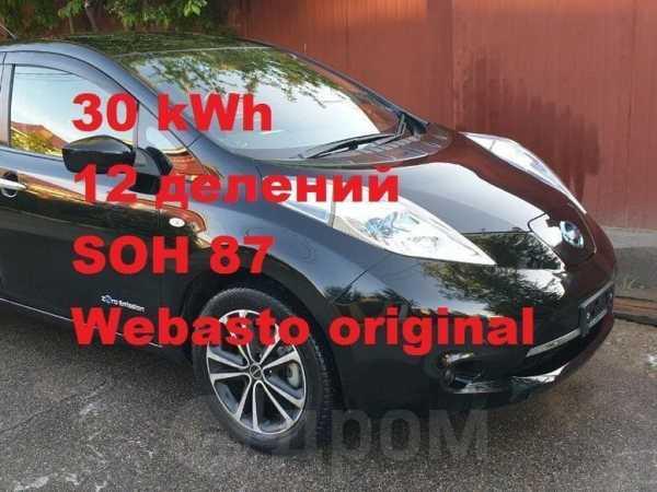 Nissan Leaf, 2016 год, 799 000 руб.
