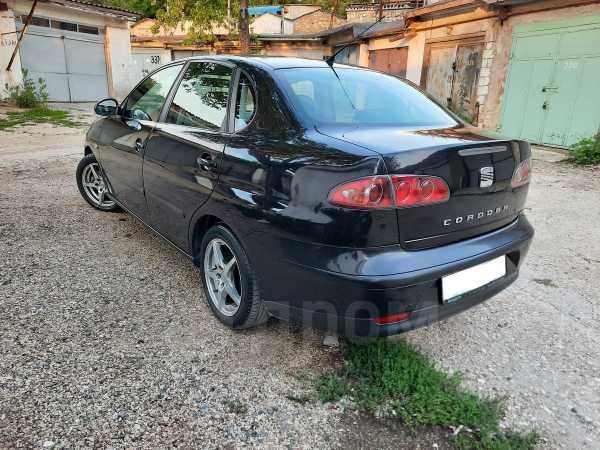 SEAT Cordoba, 2008 год, 245 000 руб.