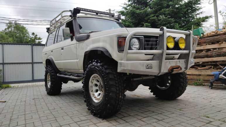 Toyota Land Cruiser, 1985 год, 1 199 000 руб.