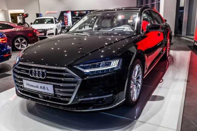 Audi A8, 2019 год, 7 746 677 руб.
