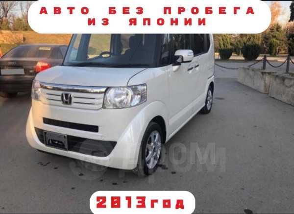 Honda N-BOX, 2013 год, 449 000 руб.