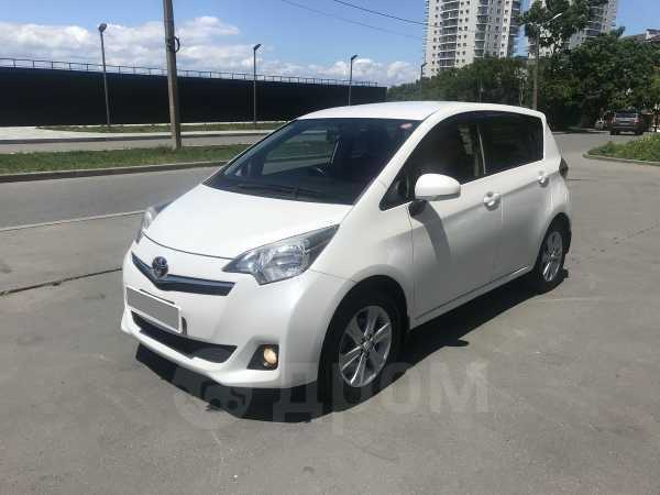 Toyota Ractis, 2013 год, 606 000 руб.