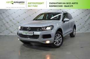 Новосибирск Touareg 2014