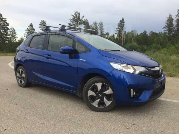 Honda Fit, 2016 год, 659 000 руб.