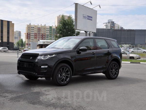 Land Rover Discovery Sport, 2019 год, 3 402 000 руб.