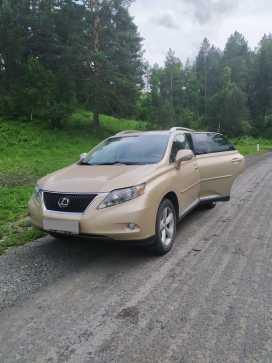 Горно-Алтайск RX350 2009