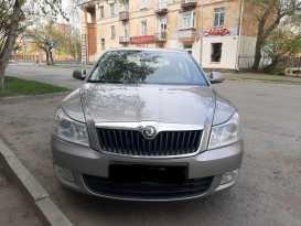 Курган Octavia 2011