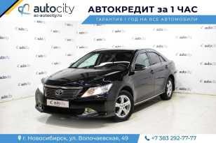 Новосибирск Toyota Camry 2014