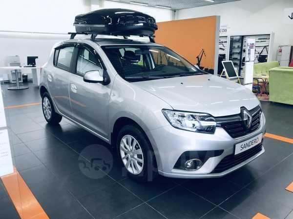 Renault Sandero, 2019 год, 918 000 руб.