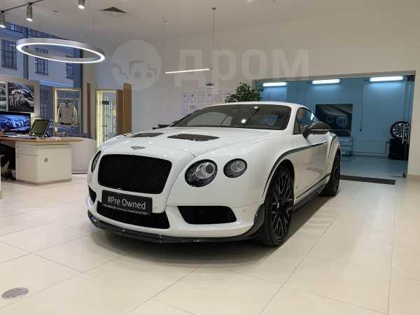 Bentley Continental GT, 2015 год, 7 900 000 руб.