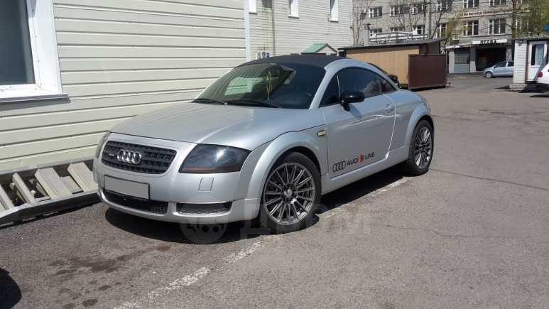 Audi TT, 1999 год, 385 000 руб.