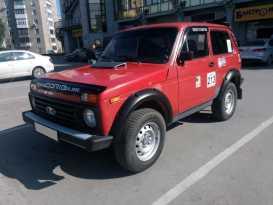 Новосибирск 4x4 2121 Нива 1990