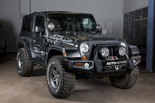 Jeep Wrangler, 2011 год, 2 298 000 руб.