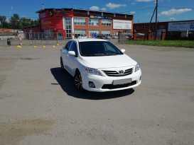 Омск Corolla 2012