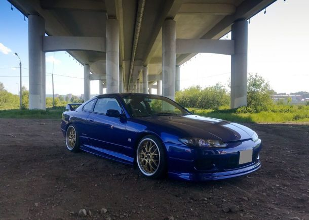 Nissan Silvia, 2002 год, 1 990 000 руб.