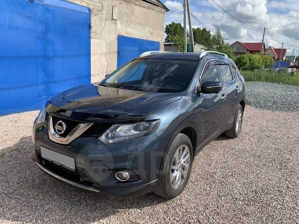 Nissan X-Trail, 2017 год, 1 480 000 руб.