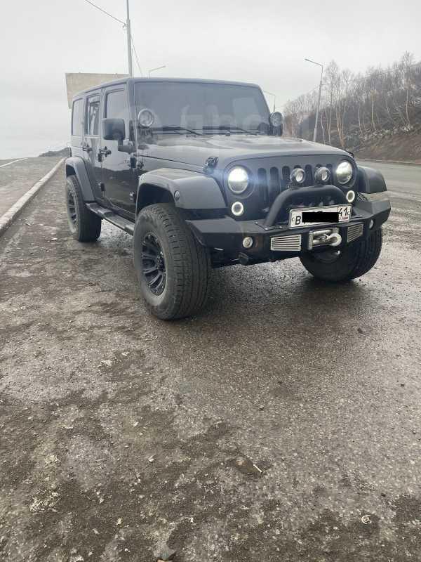 Jeep Wrangler, 2013 год, 2 680 000 руб.