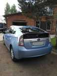 Toyota Prius PHV, 2014 год, 1 080 000 руб.