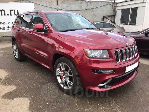 Jeep Grand Cherokee, 2011 год, 1 999 000 руб.