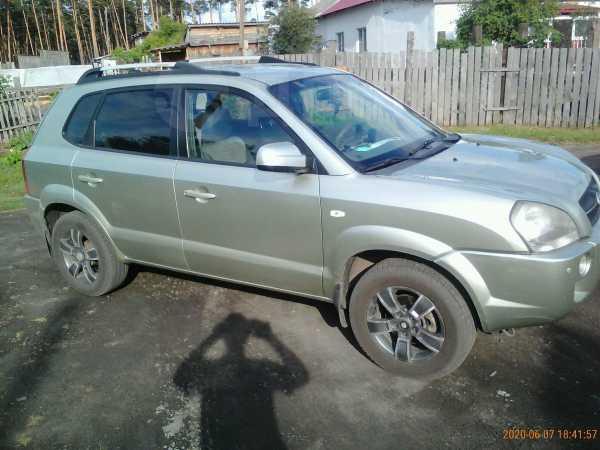 Hyundai Tucson, 2004 год, 420 000 руб.