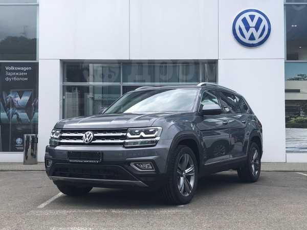 Volkswagen Teramont, 2019 год, 3 949 000 руб.