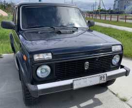 Губкинский 4x4 2121 Нива 1994