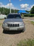 Jeep Grand Cherokee, 1999 год, 390 000 руб.