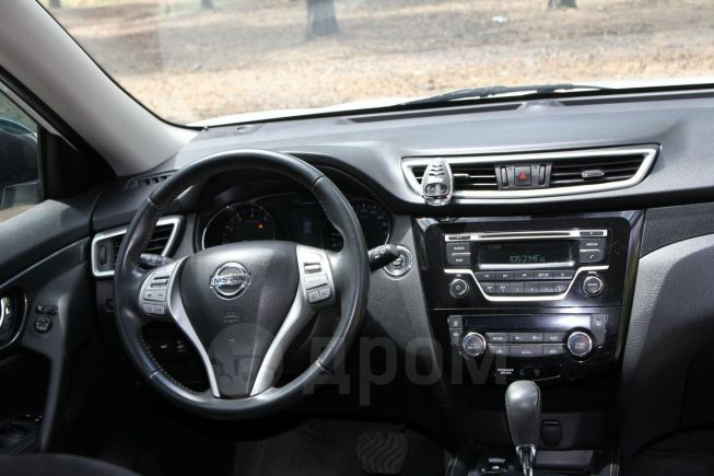 Nissan X-Trail, 2016 год, 1 299 000 руб.
