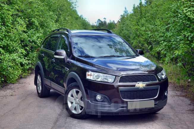 Chevrolet Captiva, 2015 год, 1 230 000 руб.