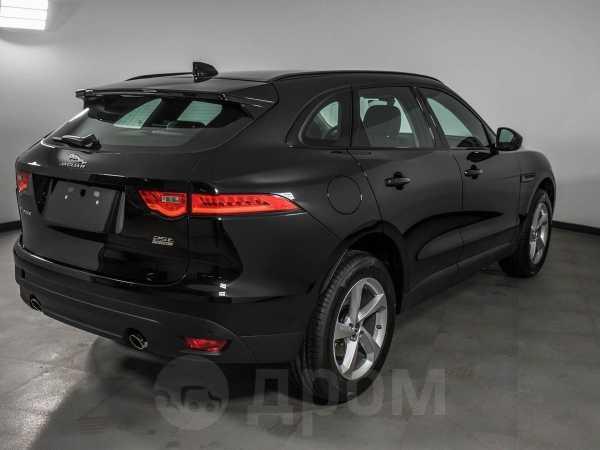 Jaguar F-Pace, 2019 год, 4 591 000 руб.