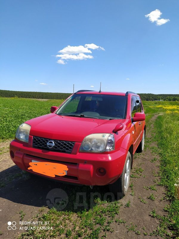 Nissan X-Trail, 2004 год, 395 000 руб.