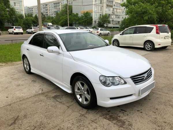 Toyota Mark X, 2008 год, 710 000 руб.