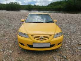 Сковородино Mazda6 2003