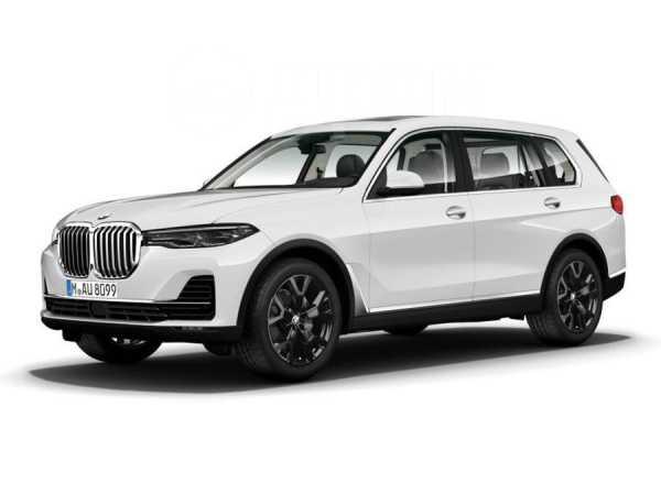 BMW X7, 2019 год, 6 880 000 руб.