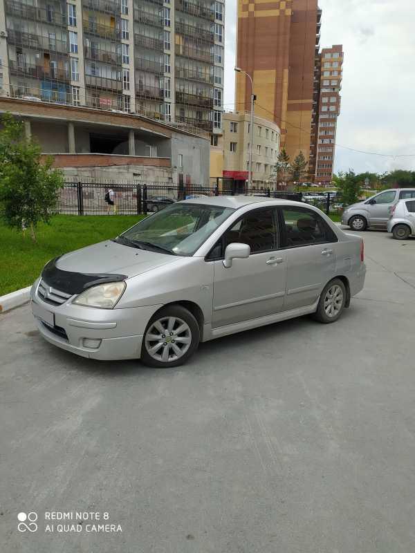 Suzuki Liana, 2005 год, 299 000 руб.