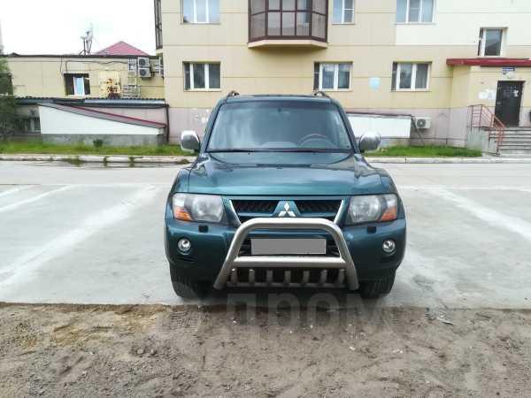 Mitsubishi Pajero, 2005 год, 550 000 руб.
